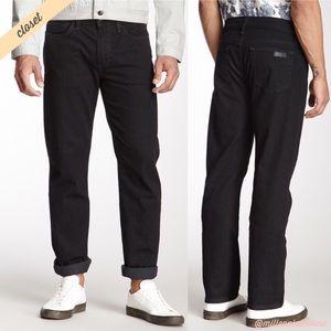 [Joe's Jeans] Black Classic Straight Leg Jeans